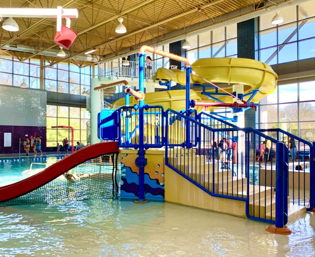 North Arundel Aquatics Center Indoor water park