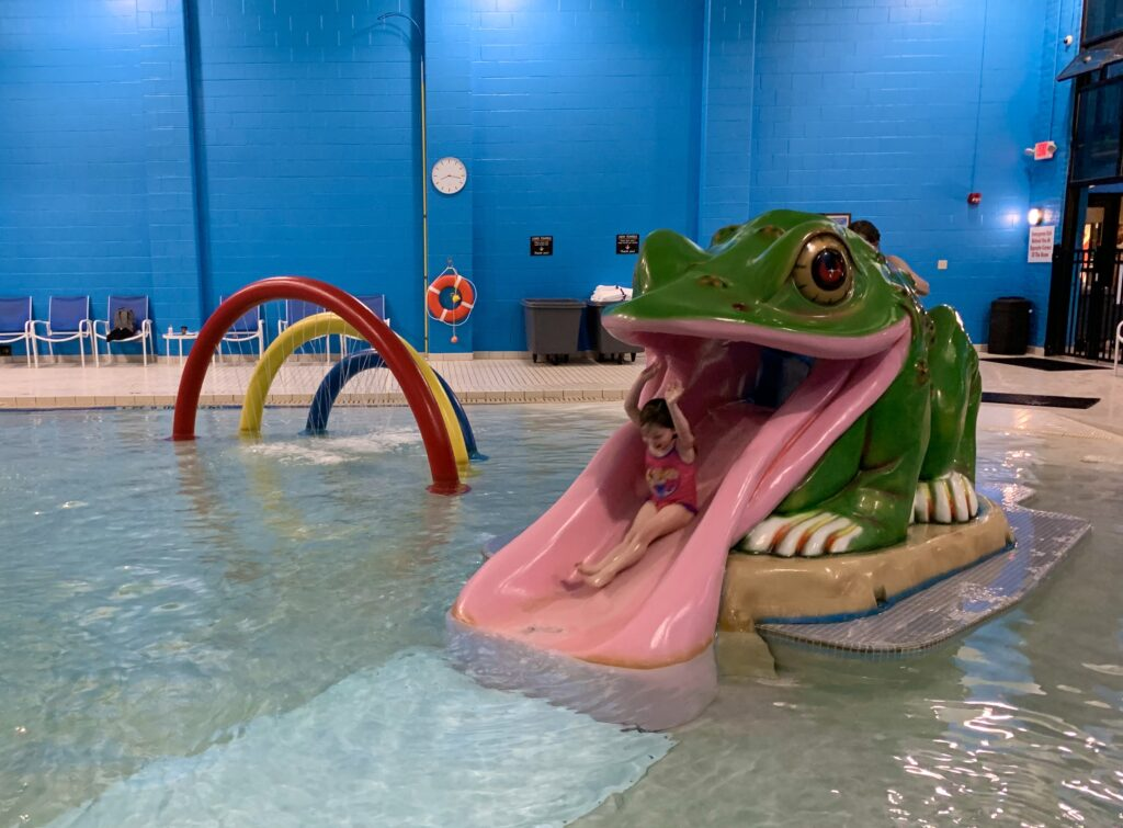 Lancaster DoubleTree Water Playground