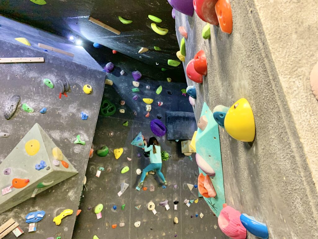 The Cave Bouldering Gym
