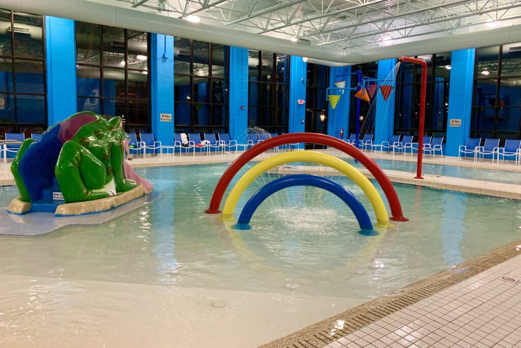 Lancaster DoubleTree Resort Pool