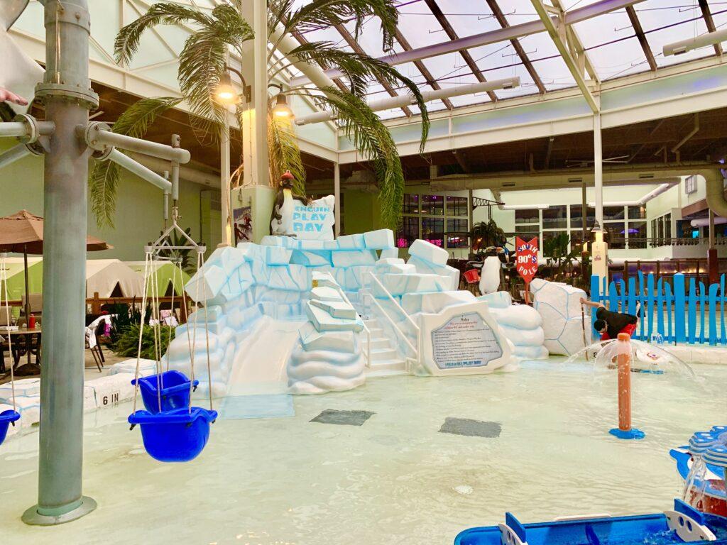 Aquatopia's Kiddie Area