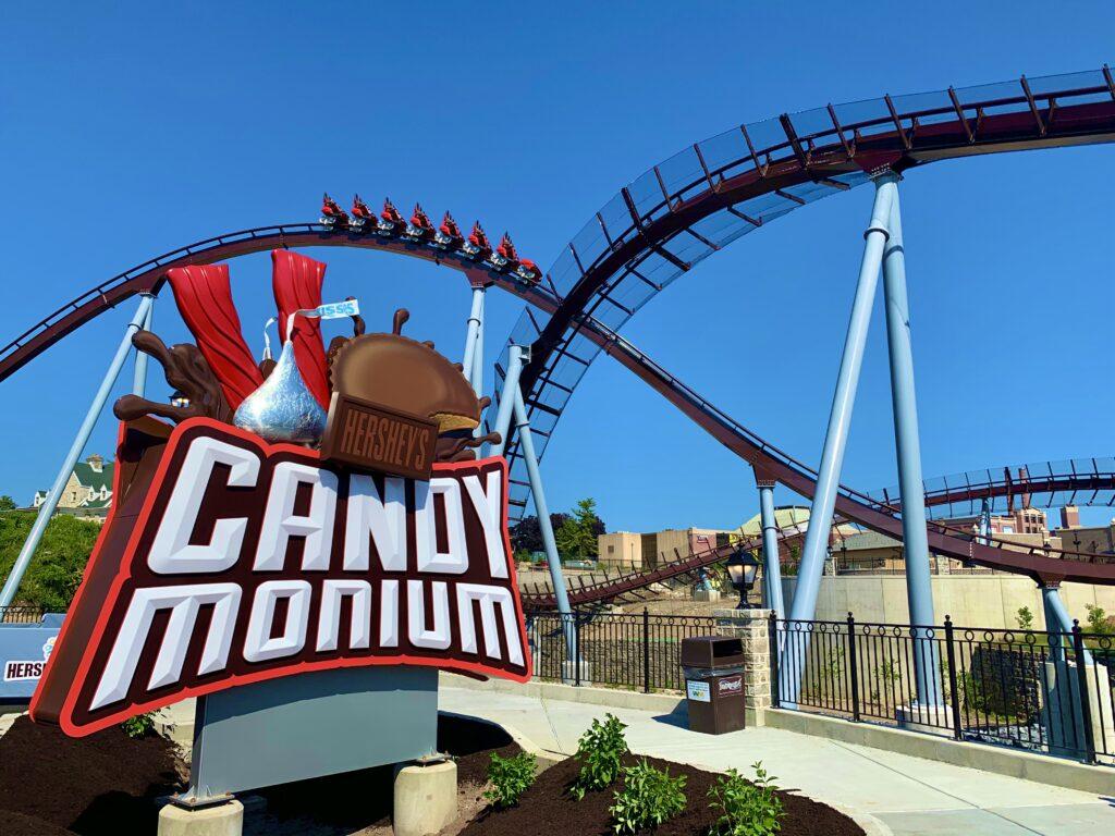 Candymonium in Chocolatetown