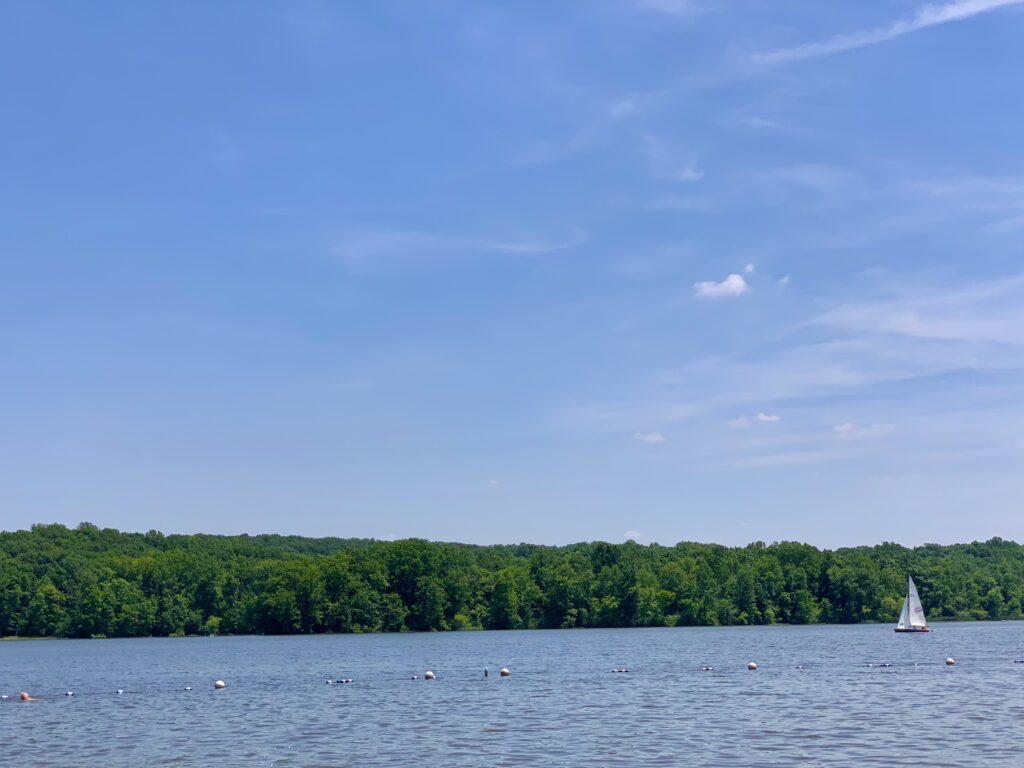 Gifford Pinchot Lake