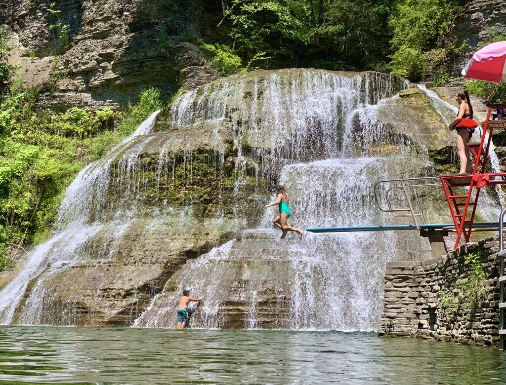 Best Waterfalls in Ithaca NY