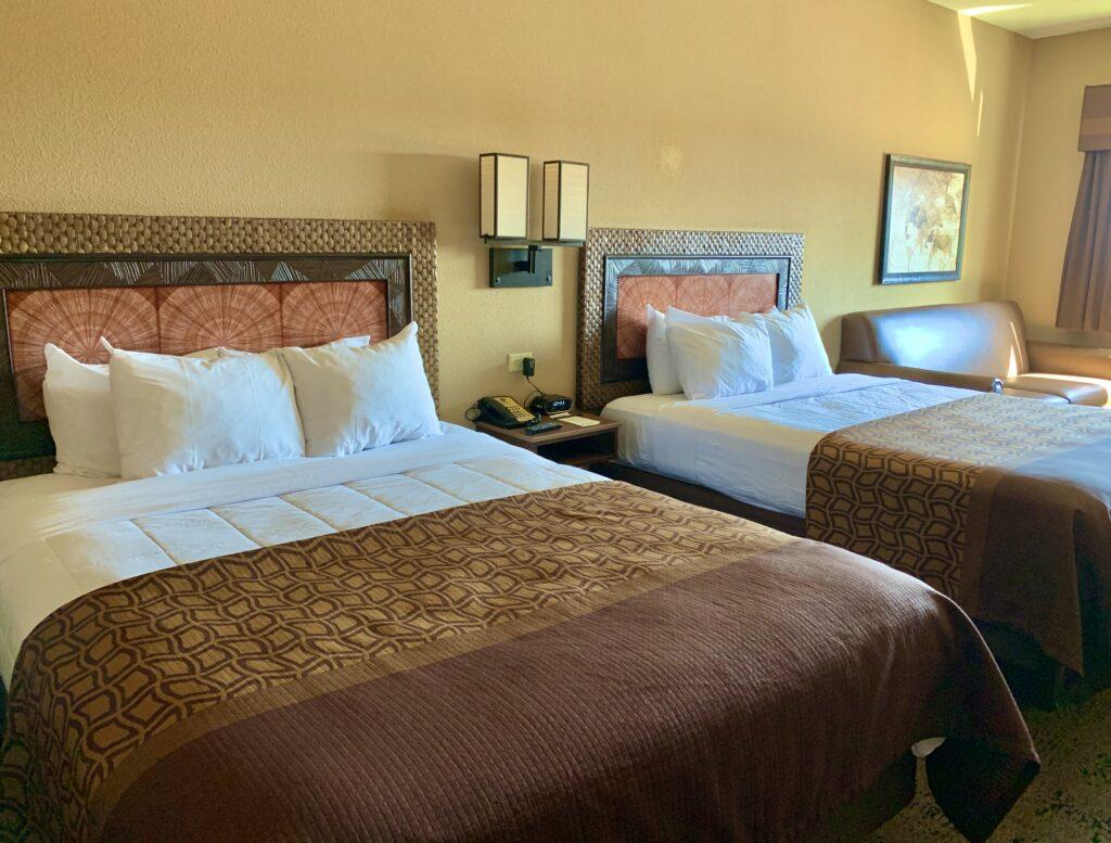 Kalahari Resort Room