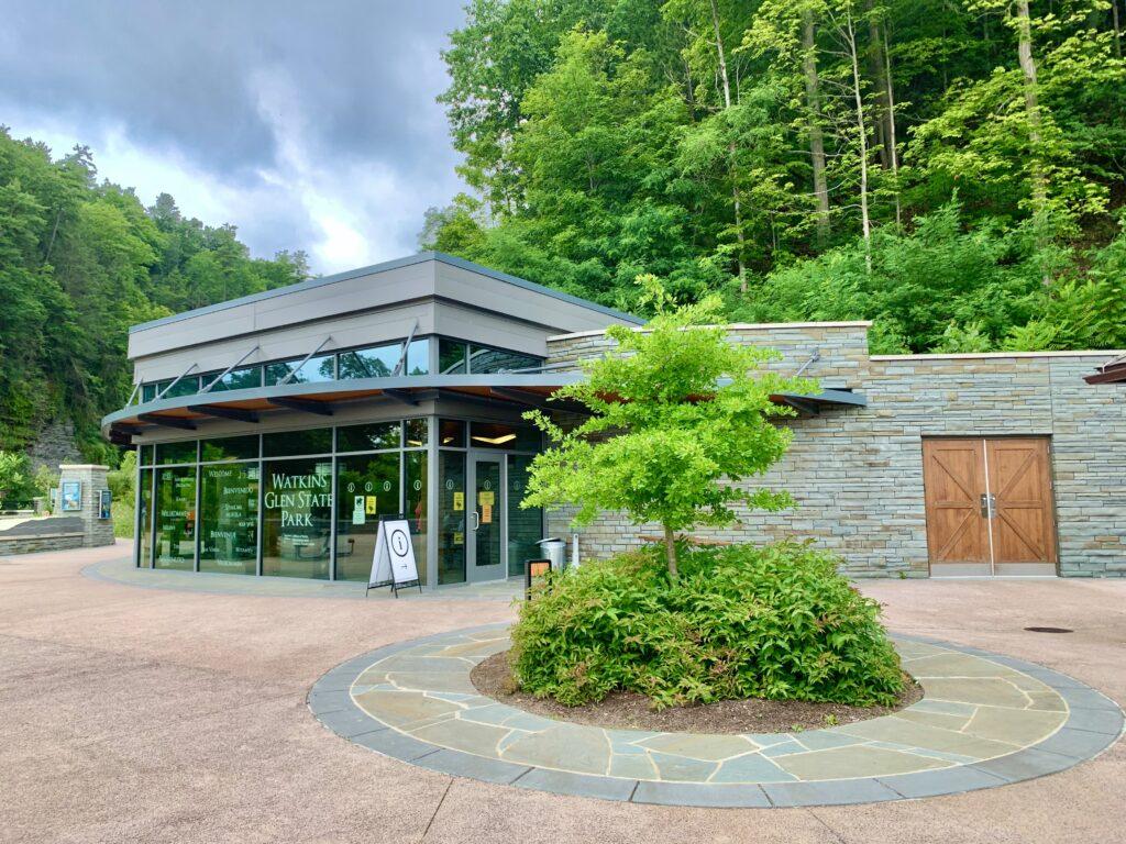 Watkins Glen State Park Visitors Center