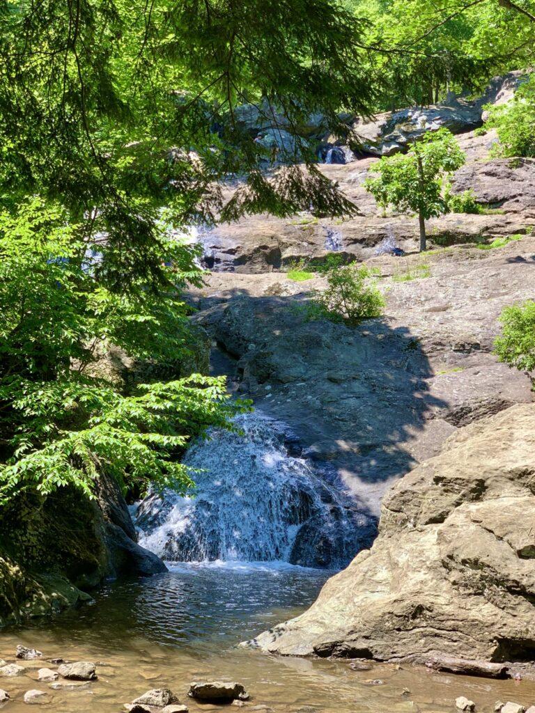 Maryland Waterfall - Cunningham Falls
