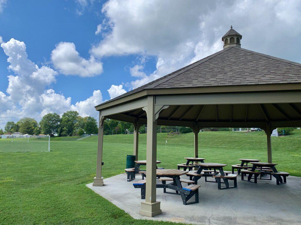 Daniels Den Playground Pavilion