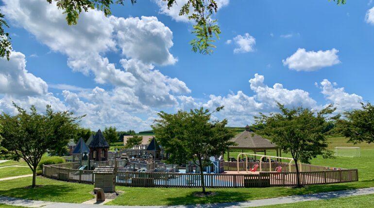 Daniels Den Playground