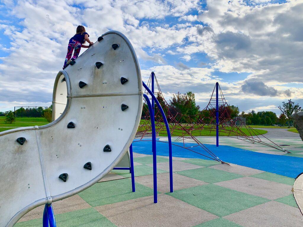 Cousler Park Playground Equipment