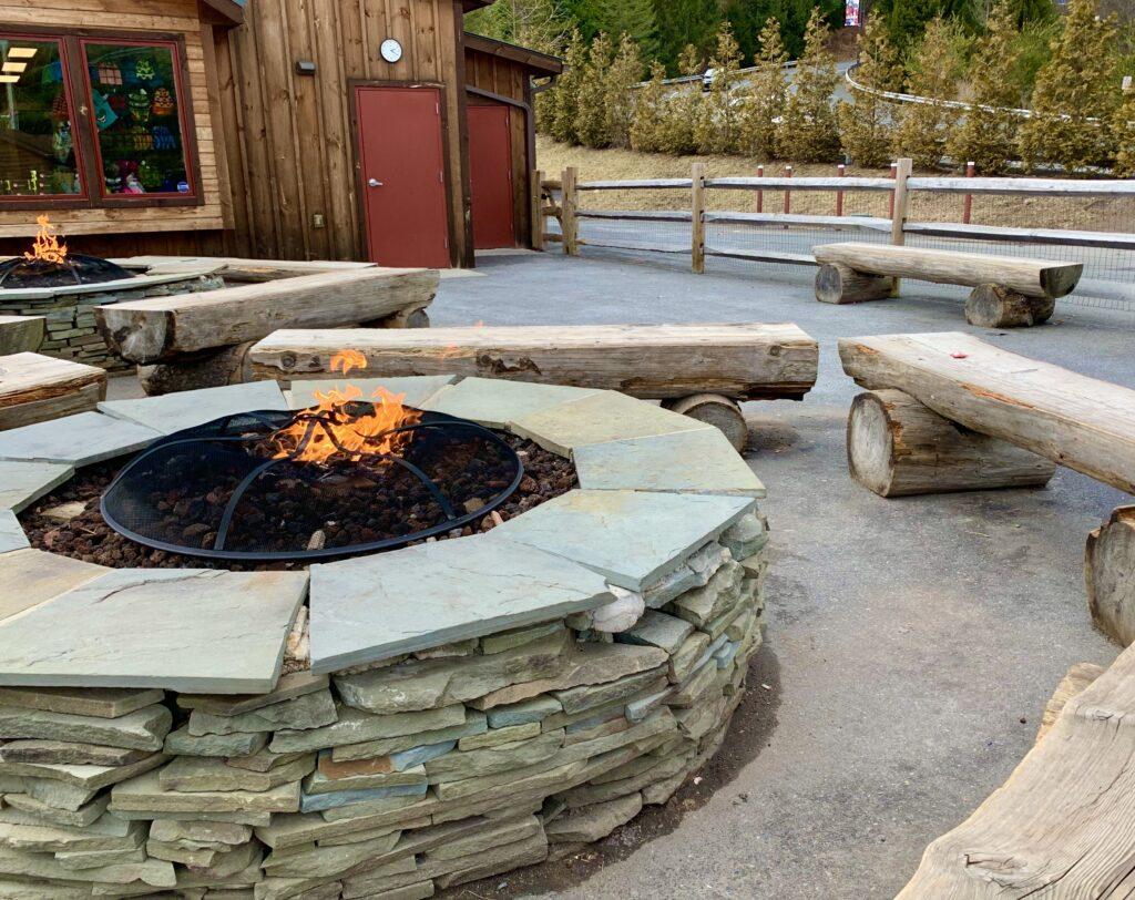 Camelback Mountain Fire Pits