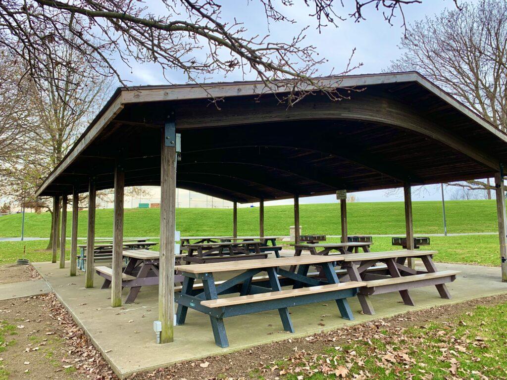 Adams Ricci Park Pavilion