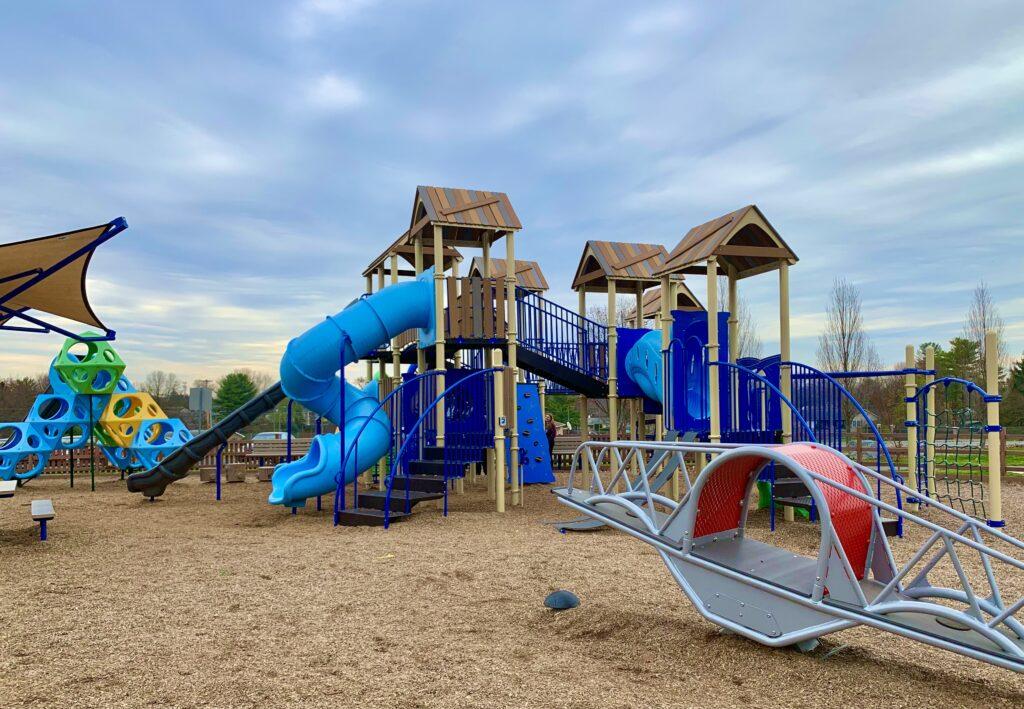 Adams Ricci Playground