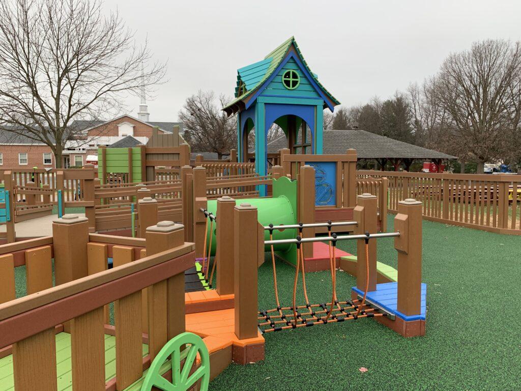 Tree House Lititz Toddler Playground