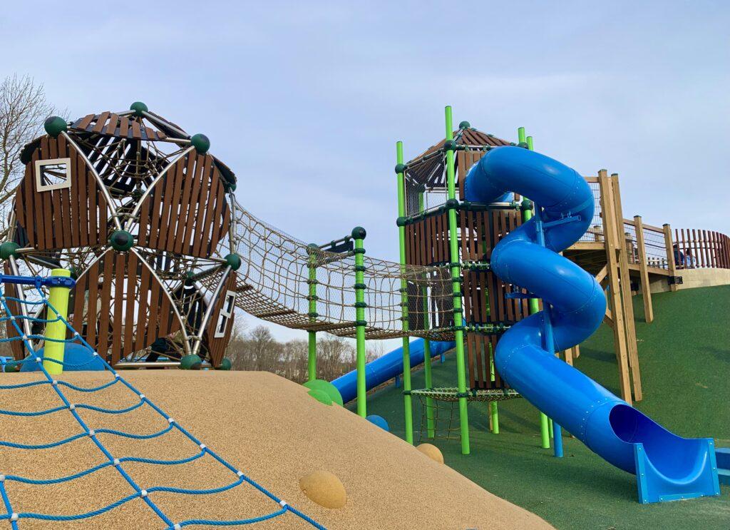 Lions Pride Park Playground