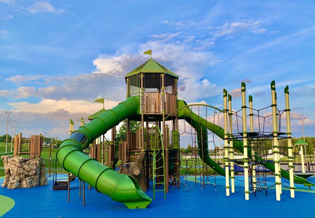 Springettsbury Park Playground