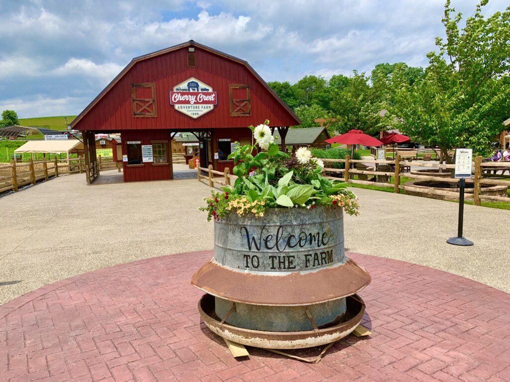 Cherry Crest Adventure Farm Near Pennsylvania