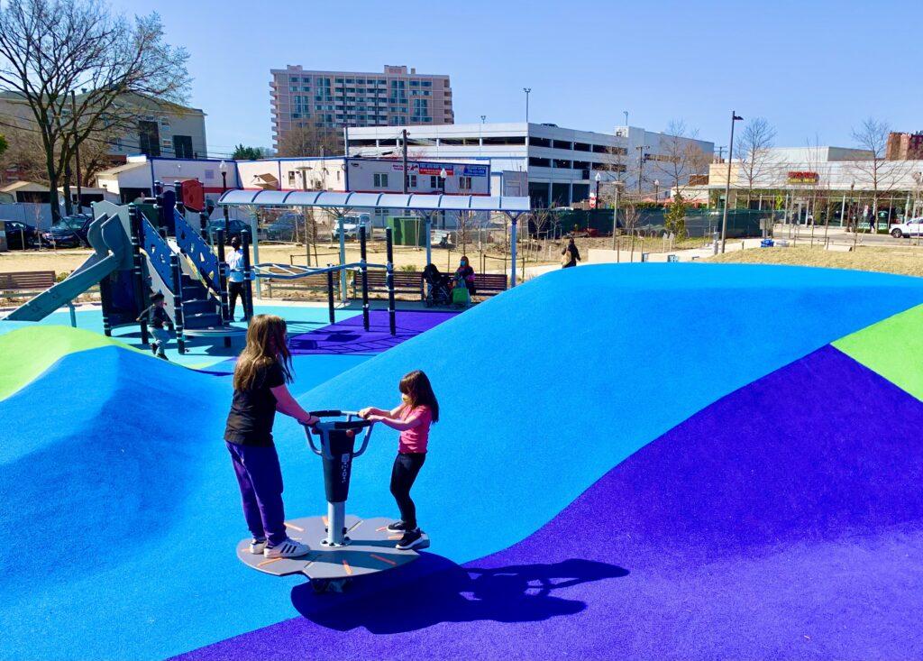 Mosaic Park - Playgrounds Near DC