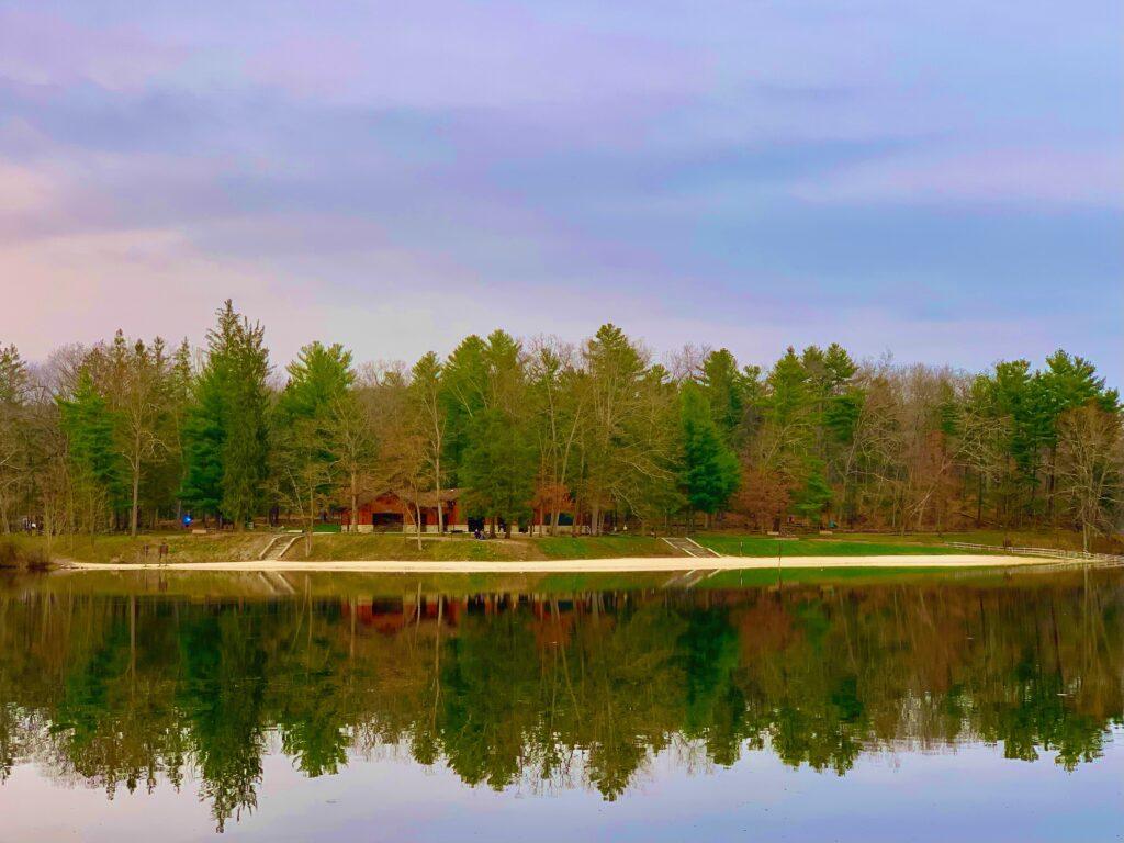 Laurel Lake at Pine Grove Furnace