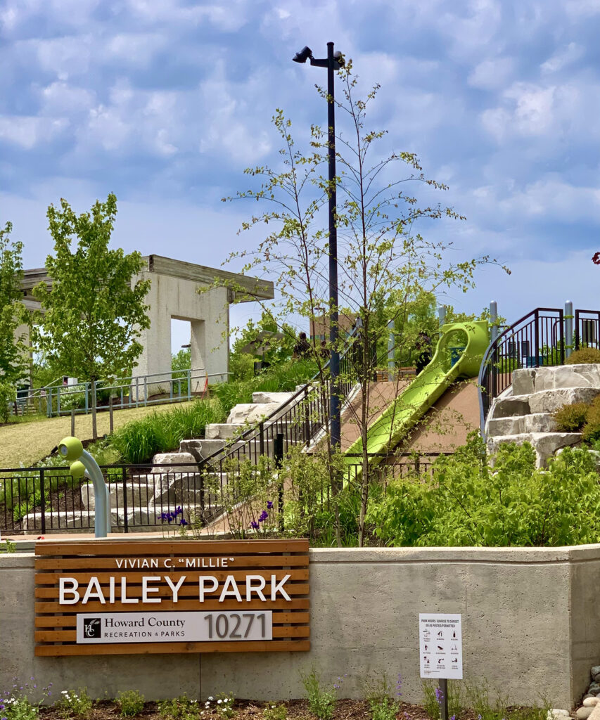 Bailey Park in Columbia