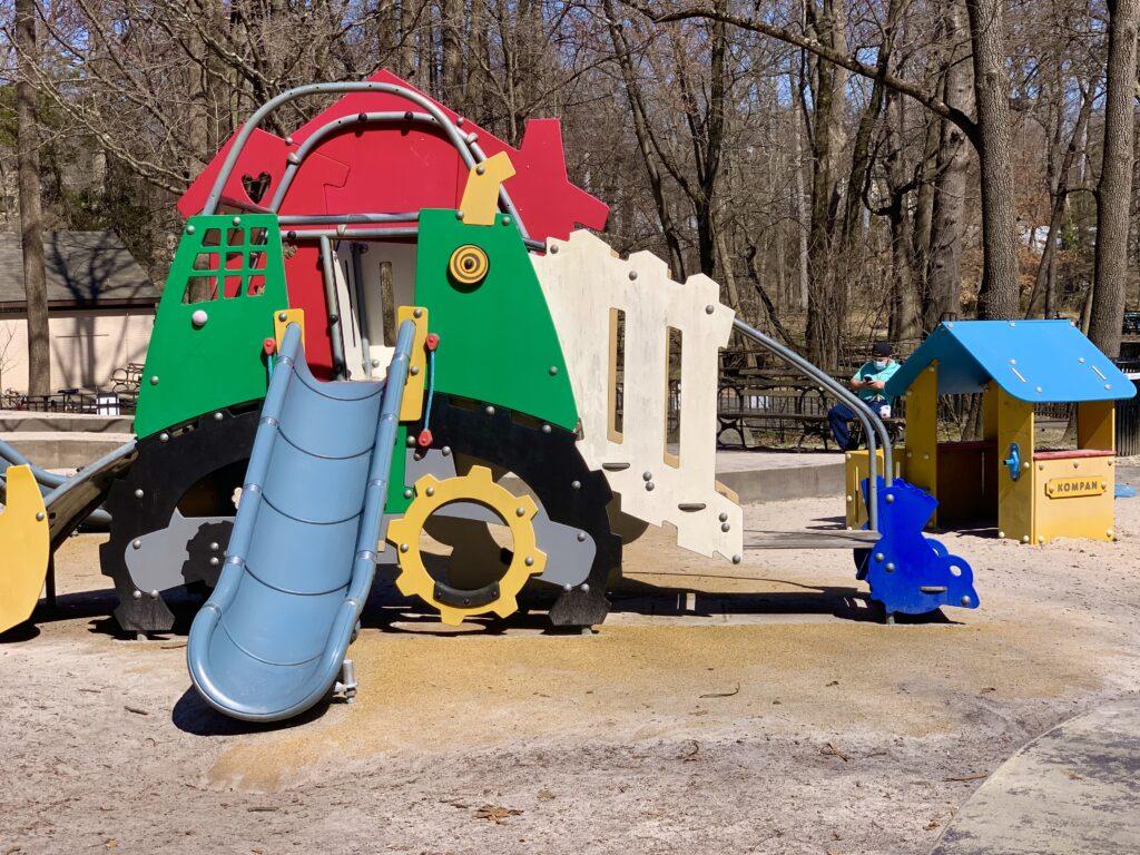Bluemont Junction Park Slide