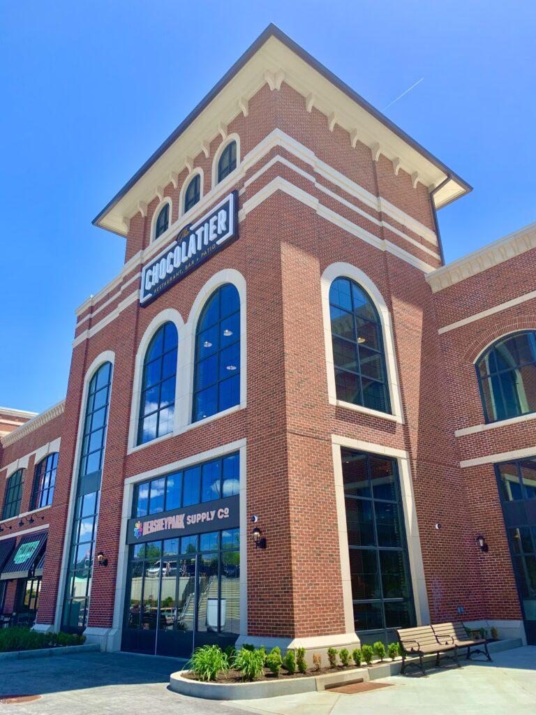 Chocolatier Building