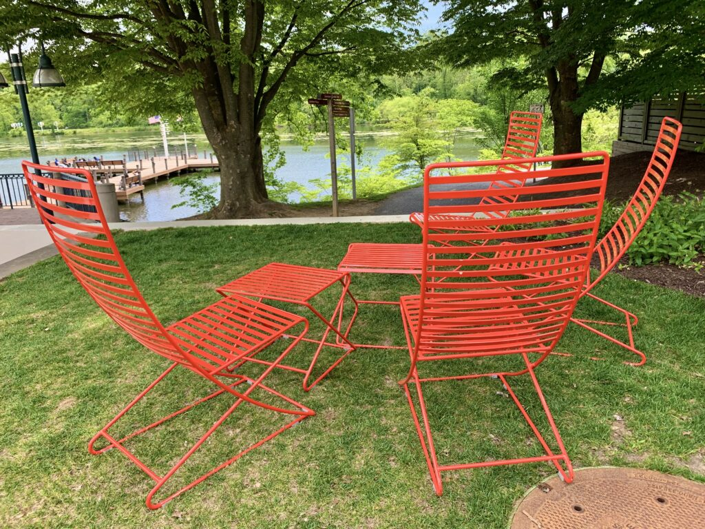 Columbia Lakefront Chairs