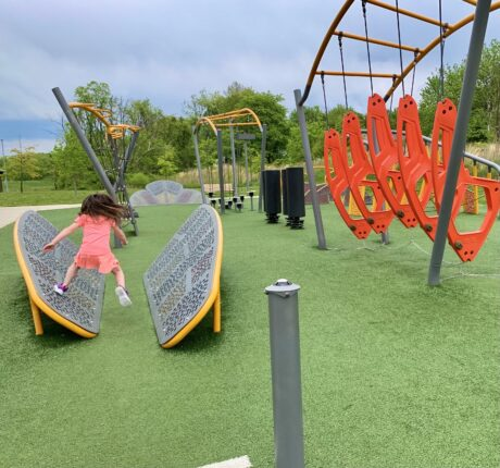 Blandair Regional Park Course