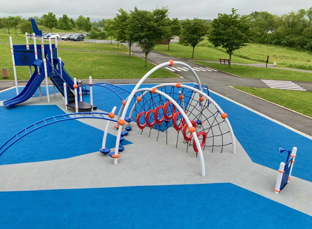 Main Playground Bernel Road Park