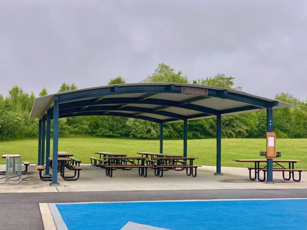 Bernel Road Park Pavilion
