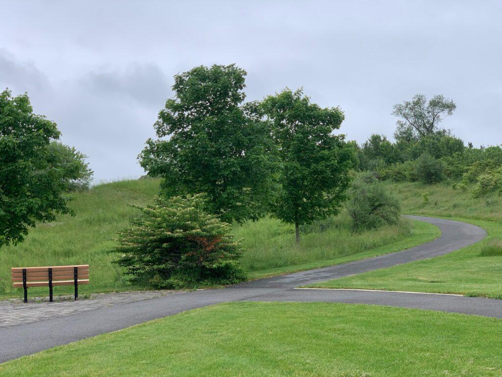 Bernel Park Walking Trail