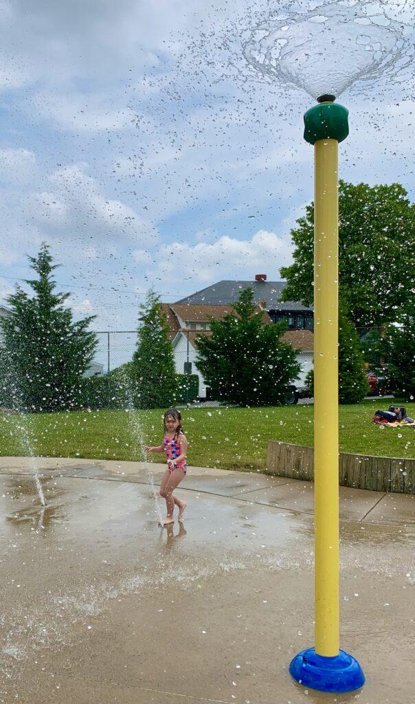 Central PA Splash Pad