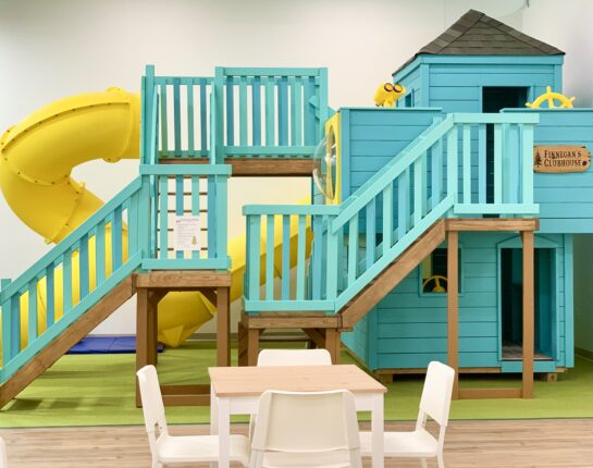 Where The Wild Things Play Clubhouse