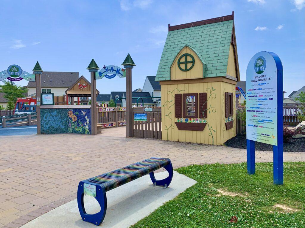 Angel Park Entrance