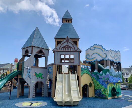 Angel Park Main Slide