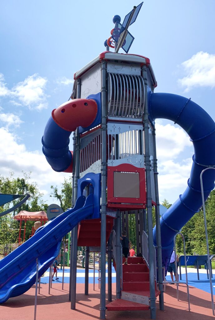 Blandair Park Slides