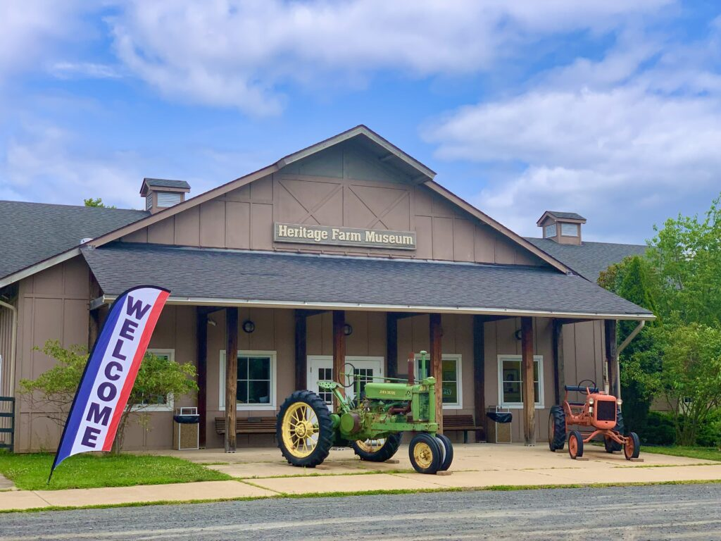 Heritage Farm Museum Building