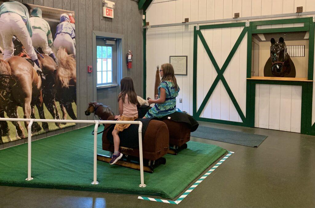 Heritage Farm Museum Horses