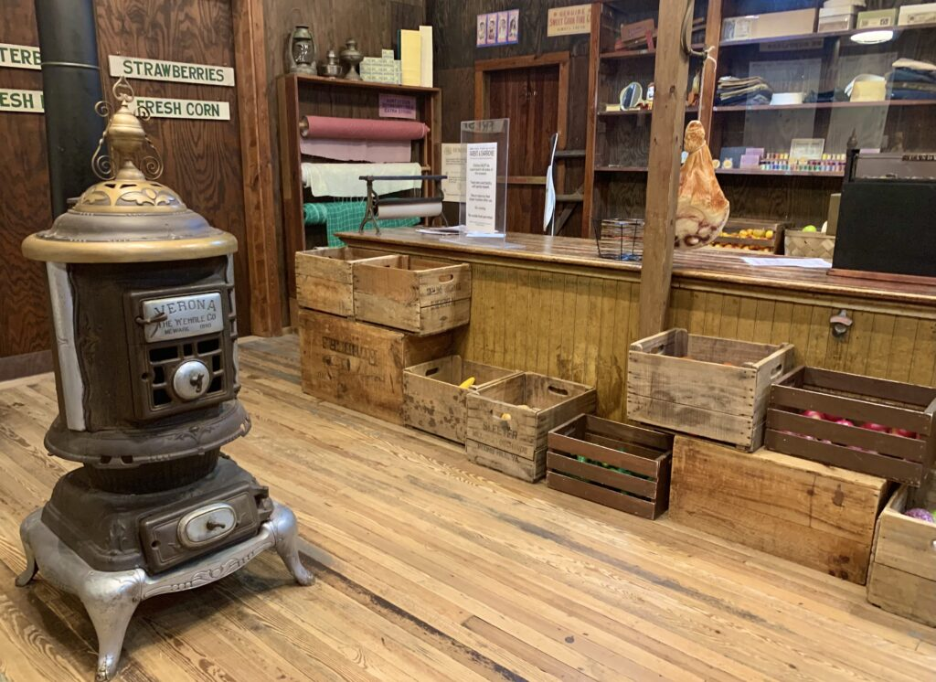 Heritage Farm Museum Inside Store