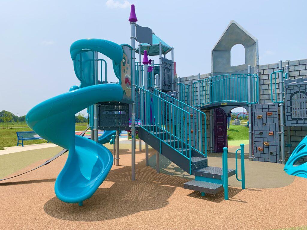Sophie & Madigan's Playground