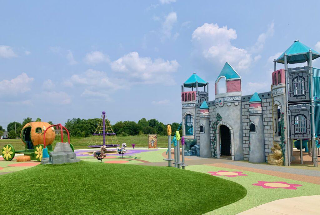 Sophie & Madigans Playground