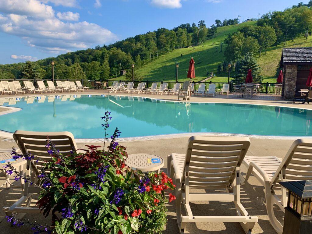 Seven Springs Outdoor Pool