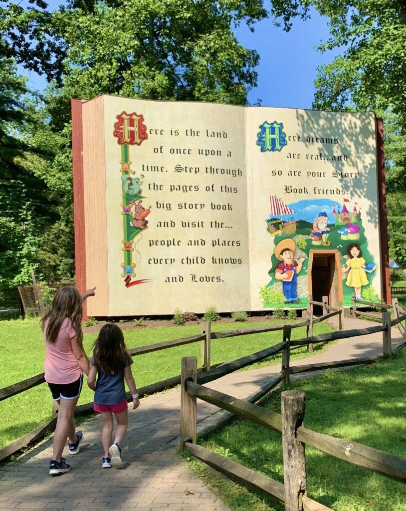 Idlewild Storybook Village
