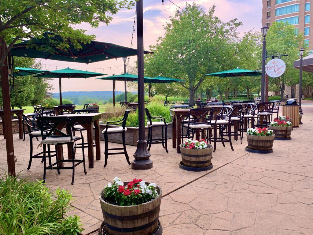 Lansdowne Outdoor Restaurant