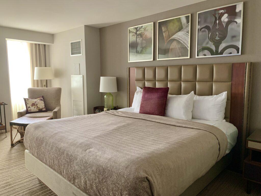Lansdowne Resort Guest Room