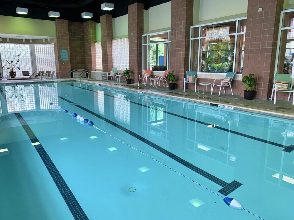 Lansdowne Resort Indoor Pool