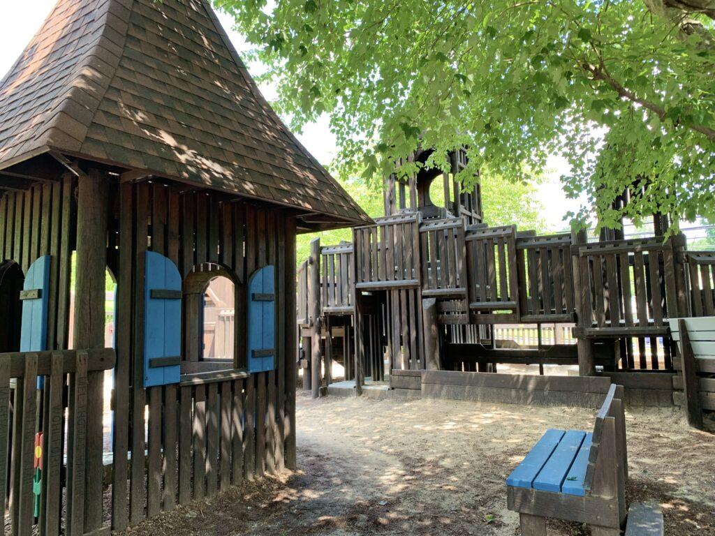 Rockfield Park Playground