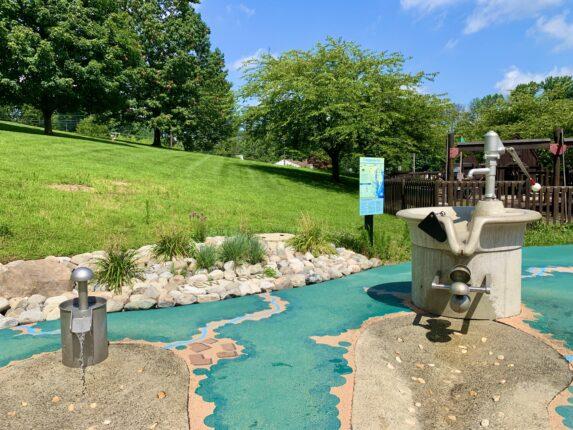 Rockfield Park Water
