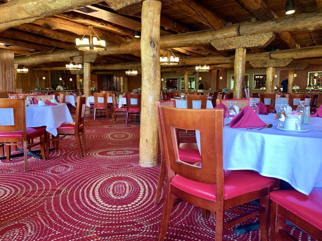 Seven Springs Slopeside Dining Room