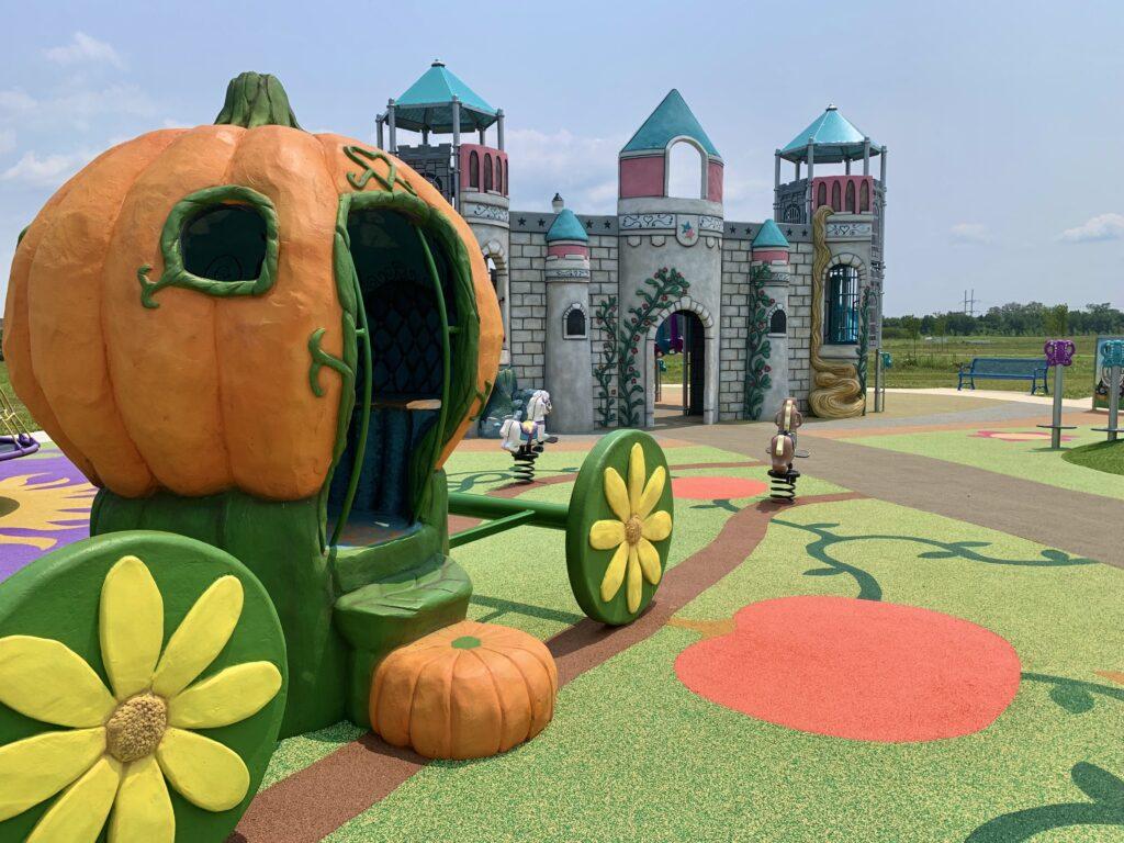 Sophie and Madigan's Playground